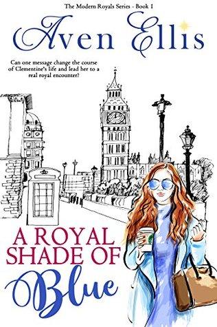 A Royal Shade of Blue - Aven Ellis