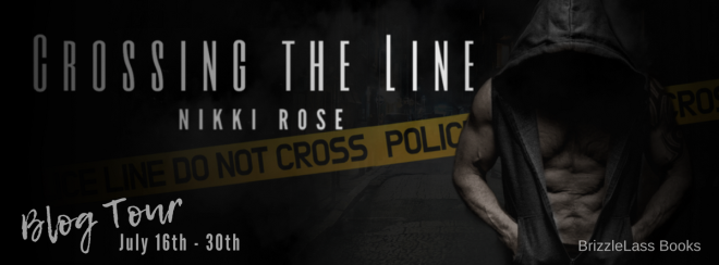 Crossing The Line - Tour Banner