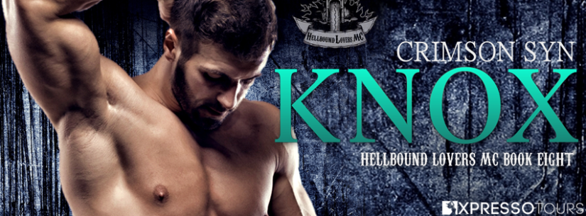 Cover Reveal: Knox by Crimson Syn @CrimsonSyn82@XpressoTours