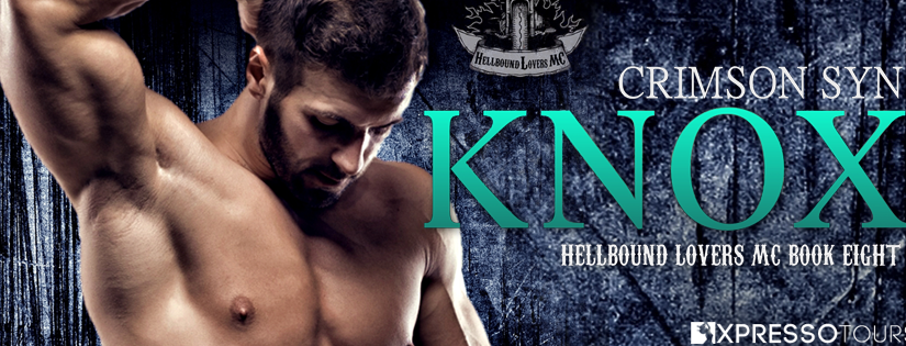 Cover Reveal: Knox by Crimson Syn @CrimsonSyn82 @XpressoTours