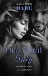 One Night Only - JC Harroway