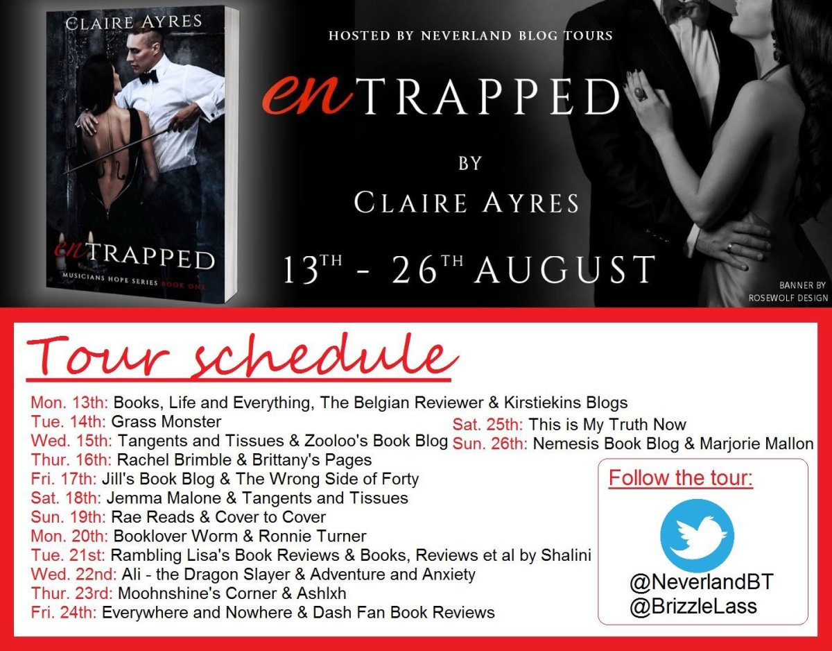 Entrapped - The Blog Tour