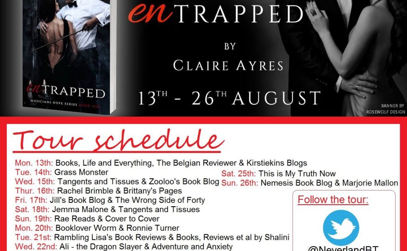 Entrapped – The BlogTour